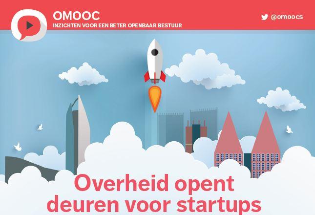 Overheid opent deuren voor Startups  – Sensoty boekt succes!